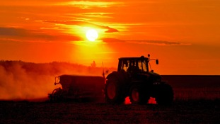 Theft of farm equipment is a key issue in rural communities