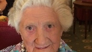 Violet Davies faces eviction