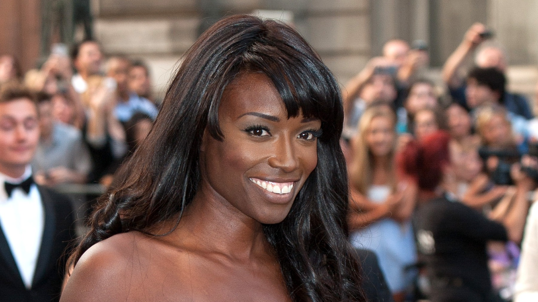 Lorraine Pascale is first UK fostering ambassador