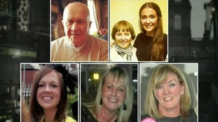 Six candles to be lit in Christmas Day service for crash victims