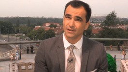 ITV pundit Roberto Martinez