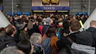 Network rail faces multi-million pound fine over travel chaos