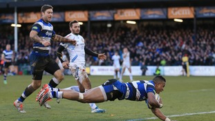 Ford pleased with Bath's positivity