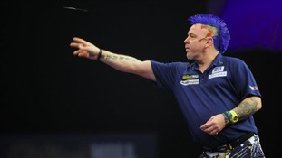 Wright beat Ronny Huybrechts 4-1.