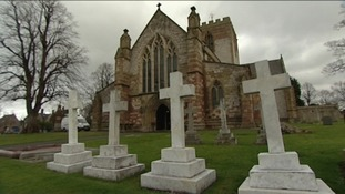 St Asaph Cathedral, Denbighshire