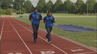 Olympic teams arrive in Kent