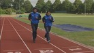 Nepalese Olympic athletes train in Canterbury