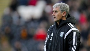 West Brom sack head coach Alan Irvine