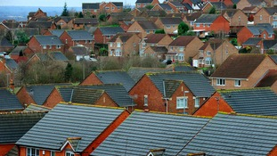 There was a 1.4% fall in house prices in the East of England between October and November 2014.