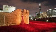 Paul Cummins and Tom Piper created the Tower of London's Blood Swept Lands and Seas of Red installation.