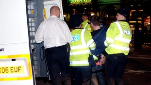 Police say they may not have the resources to deal with alcohol-fuelled fights