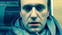 Freed Russian opposition leader Alexei Navalny arrives in Moscow