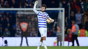 Charlie Austin has scored 12 goals for QPR this season.