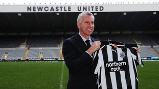 Alan Pardew's ups and downs at Newcastle
