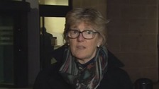 "Professor Dame Sally Davies says she believes procedures to contain the Ebola case remain ""robust"""