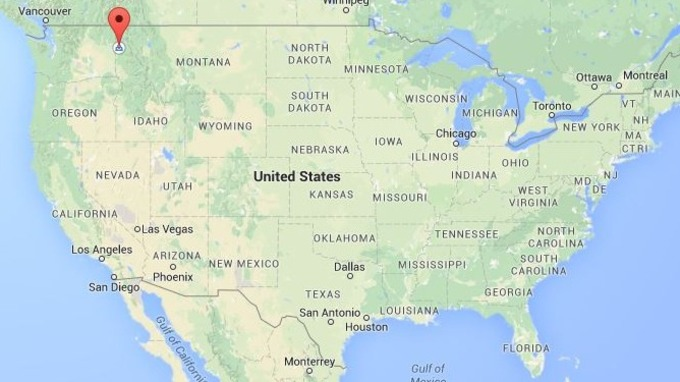 Toddler Shoots And Kills Mother In US Supermarket ITV News - Us map walmart