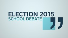 ITV News Anglia wants to hear from schools getting pupils involving in the political process ahead of the General Election.