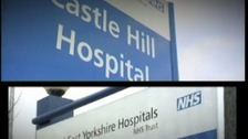 The trust runs Hull Royal Infirmary and Castle Hill Hospital in Cottingham