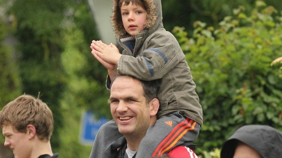 Former England Rugby Coach Martin Johnson