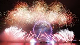 Londoners advised to stay away from centre of town on NYE