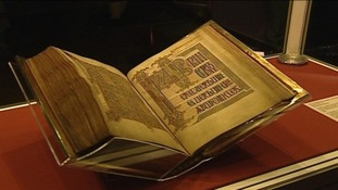 Lindisfarne Gospels to return to Durham