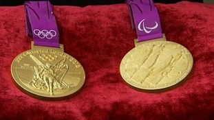 Olympic and Paralympic medals