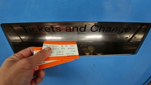 Anger at train fare increases