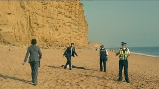 Broadchurch was partly filmed in Clevedon in North Somerset