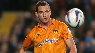 Georg Margreitter on loan from Wolves