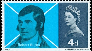 Border region's special stamps