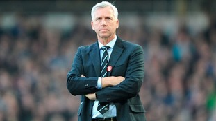 Alan Pardew is taking over as Crystal Palace manager.
