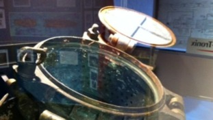 Avery Weigh-Tronix in Smethwick has an exhibition featuring a porthole from the Titanic