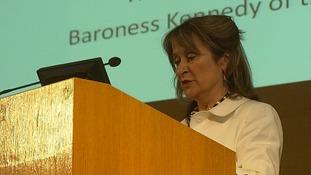 Baroness Helena Kennedy.