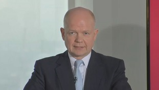 'It is in their DNA,' Leader of the Commons William Hague said.