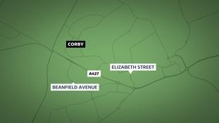 Corby handbag thefts