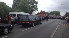 Funeral of James Ashworth