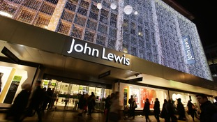 Why does John Lewis's boss have mixed feelings about Black Friday when it delivered record sales?