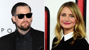 Cameron Diaz and Benji Madden 'couldn't happier' after getting married