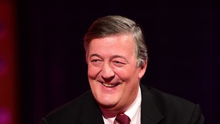 Stephen Fry confirms he is to marry in Norfolk