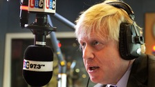 London Mayor Boris Johnson has expressed sympathy for the Duke of York.
