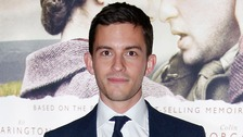 Broadchurch actor Jonathan Bailey said he finds it difficult to keep secrets about the show.