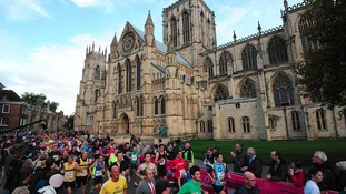 Last year's Yorkshire Marathon