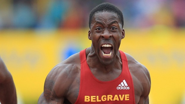 Dwain Chambers will compete for Great Britain at the Olympic Games later this month.