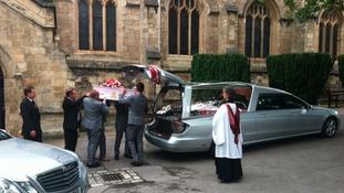 Sadie Rose Clifford funeral