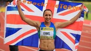 essica Ennis is one of the 71 track and field athletes who has been selected for Team GB today.