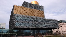 General view of the Library of Birmingham