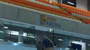 Derby Arena will open to the public in the next few weeks