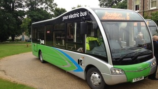 electric bus