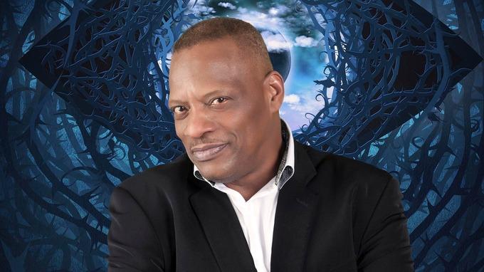 Soul singer Alexander O'Neal.