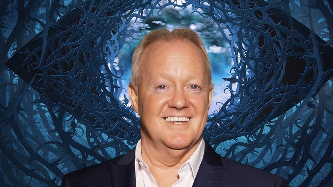 Veteran TV presenter Keith Chegwin.